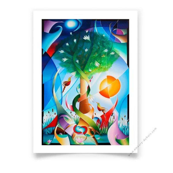 tree of life limited edition prints online