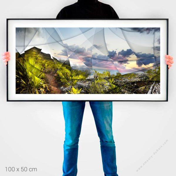 Mauritius island fine art prints