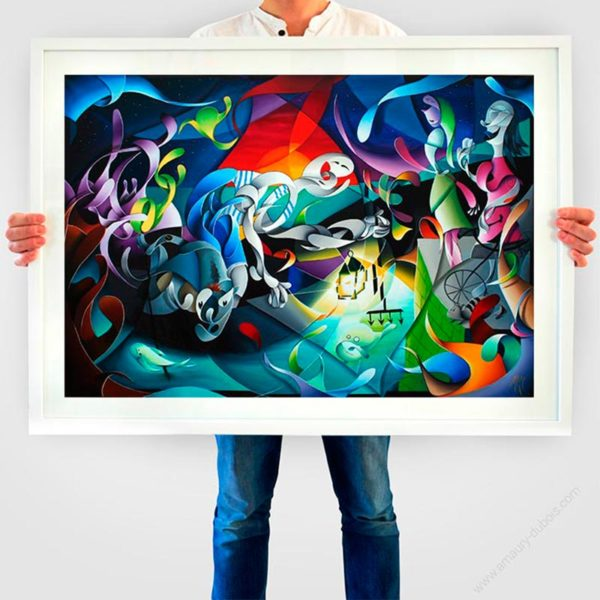 picasso limited edition art print