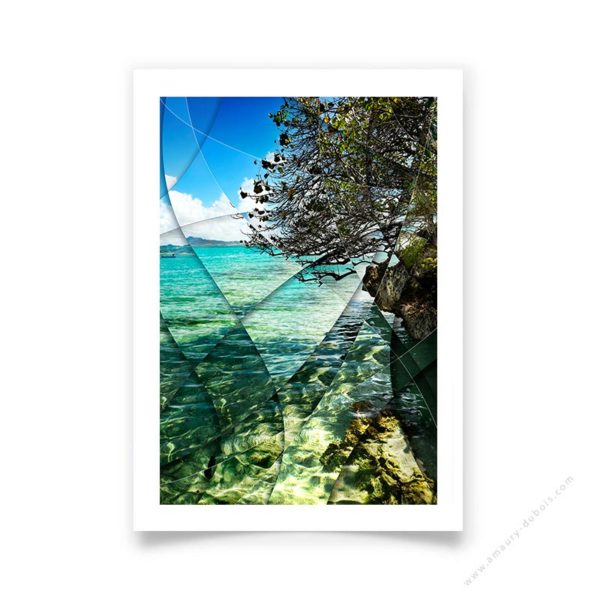 Fine Art Photography of Mauritius limited, signed and numbered by the artist